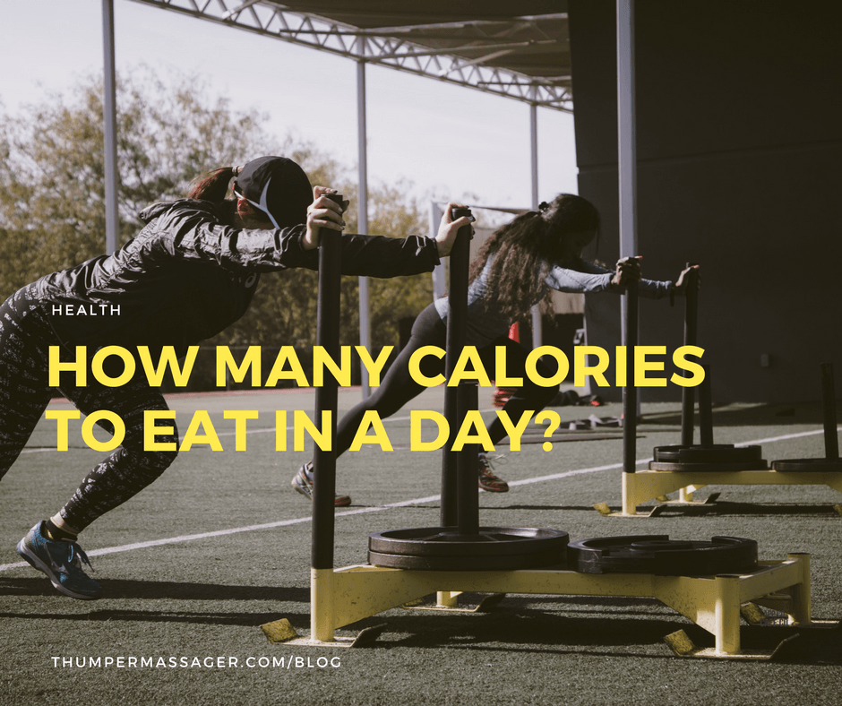 How many calories to eat in a day?